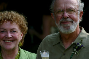 Barbara and Fred Ziegler