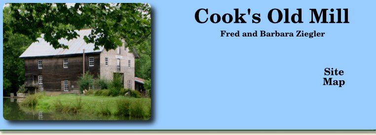Cook's Old Mill -- General Information
